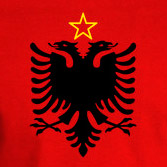 Albania camisetas