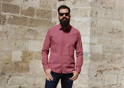 camisa-no--excess-430981-burdeos
