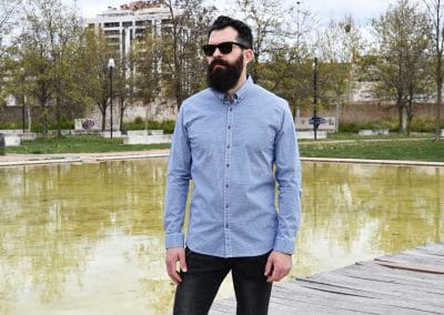 camisa no excess 480266