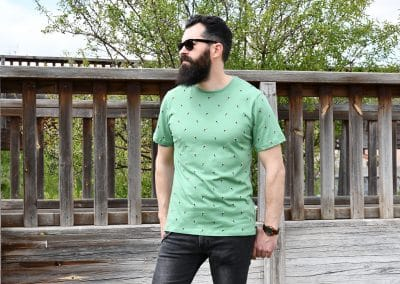 camiseta blend tukan