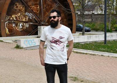 camiseta dogfight