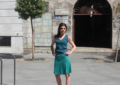 falda-king-louie-icono-camiseta-skfk-hamabost-verde