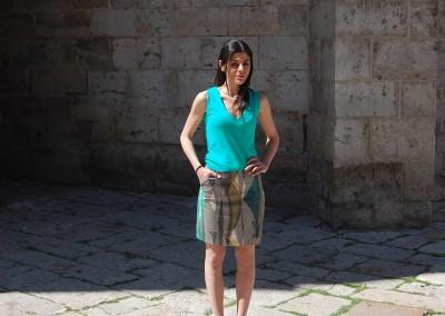 falda-skfk-ania,-camiseta-skfk--hamabost