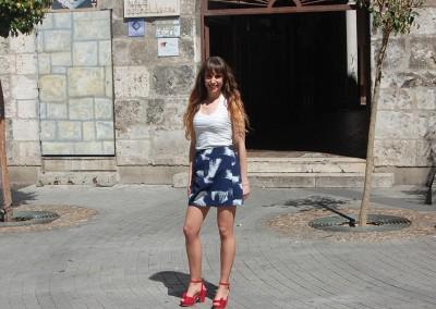 falda-skfk-primrose-azul-camiseta-skfk-melba