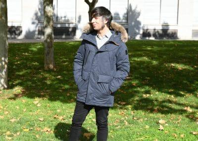 abrigo no excess 631004