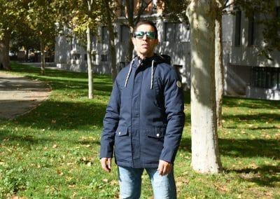 abrigo noize 4965210 azul