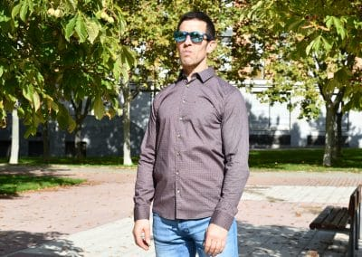 camisa no excess 410704 red