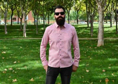 camisa no excess 430823