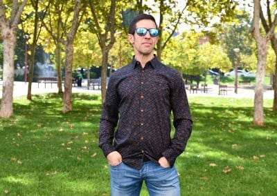 camisa no excess 430905 motorblack