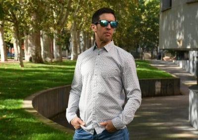 camisa no excess 450962 blanca