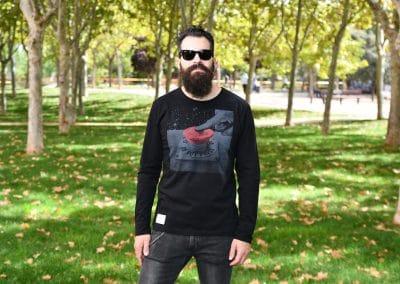 camiseta dirty velvet 57202