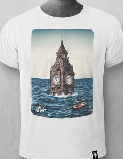 Camiseta After The Flood