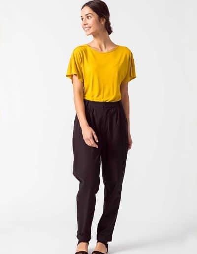 Camiseta kara amarillo