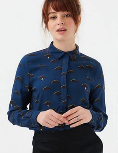 camisa catrina stormy